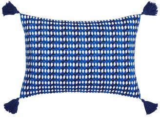 Trina Turk Samba De Roda Allover Triangle Breakfast Pillow