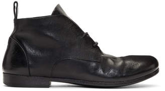 Marsèll Black Fungo Boots