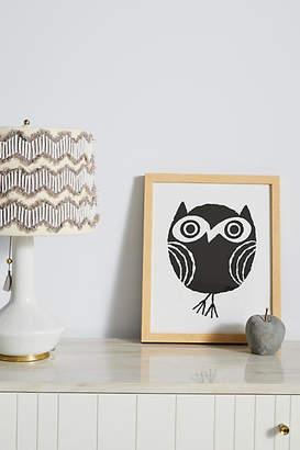 Artfully Walls Little Owl Wall Art