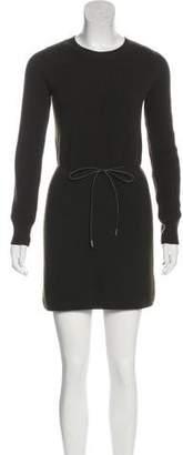 Helmut Lang Wool Sweater Dress