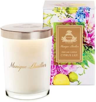 Agraria Monique Lhuillier Citrus Lily Candle
