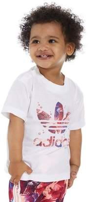 adidas Girls' Farm T-Shirt Infant