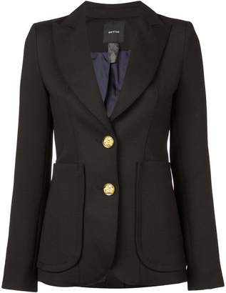 Smythe fitted blazer