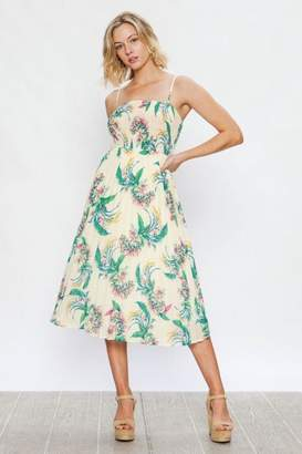 Flying Tomato Tropical Cream Midi