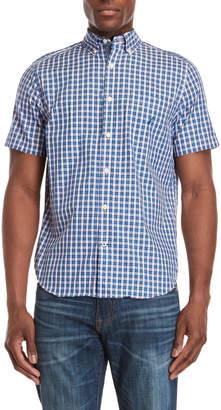 Nautica Plaid Button-Down Pocket Shirt