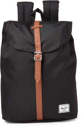 Herschel Black Post Mid Laptop Backpack