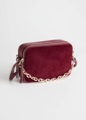 And other stories O-Ring Chain Crossbody Bag 384e92796c6ba