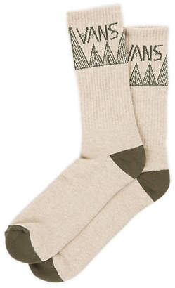 Dakota Mountain Crew Sock
