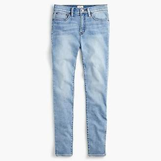 """J.Crew 9"""" High-Rise Jeggings In Azure Wash"""