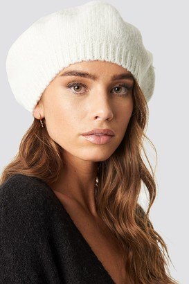 Na Kd Accessories Knitted Beret Hat Black