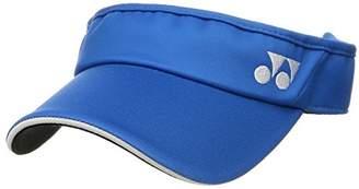 Yonex (ヨネックス) - (ヨネックス) YONEX テニスウェア サンバイザー 40045 [レディース] 40045 506 インフィニットブルー (506) フリーサイズ