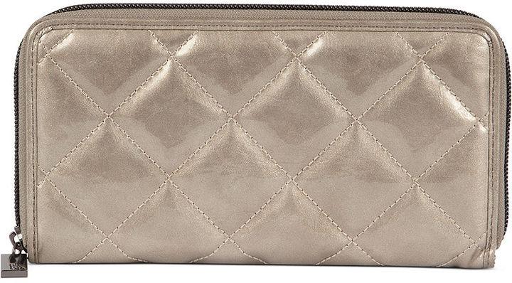 Style&Co. Handbag, Quilted Zip Around Wallet