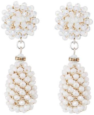 Capri Colette Lola Beaded Drop Earrings