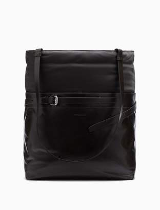 Calvin Klein converted leather tote bag