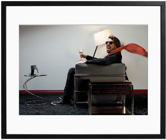 Sonic Editions Dave Grohl Maxell (Framed)