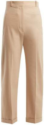 Jacquemus Revers tailored cropped trousers