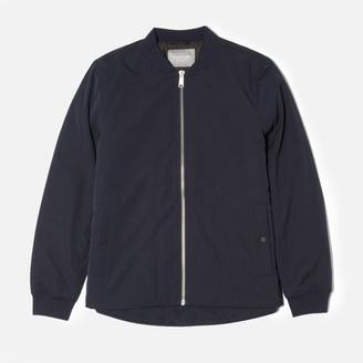The Men's Filled Bomber Jacket $110 thestylecure.com