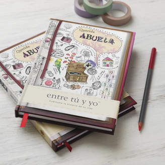 GLAD GIFTS 'Querida Abuela' Spanish Journal Of A Lifetime