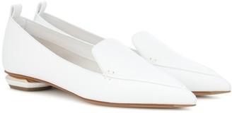 Nicholas Kirkwood Beya Bottalato leather loafers