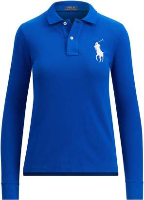 Ralph Lauren Skinny Fit Long-Sleeve Polo