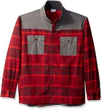 Columbia Men's Deschutes River Shirt Jacket