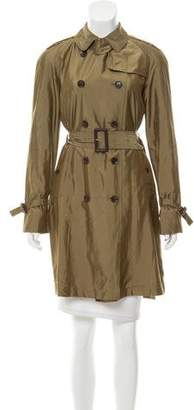 Gucci Lightweight Trench Coat w/ Tags