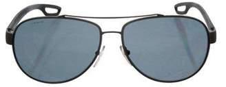 Prada Sport Polarized Aviator Sunglasses