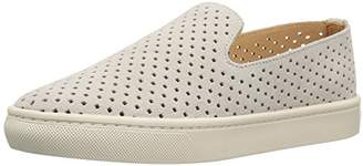 Soludos Women's Perforated Slip On Sneaker Flat