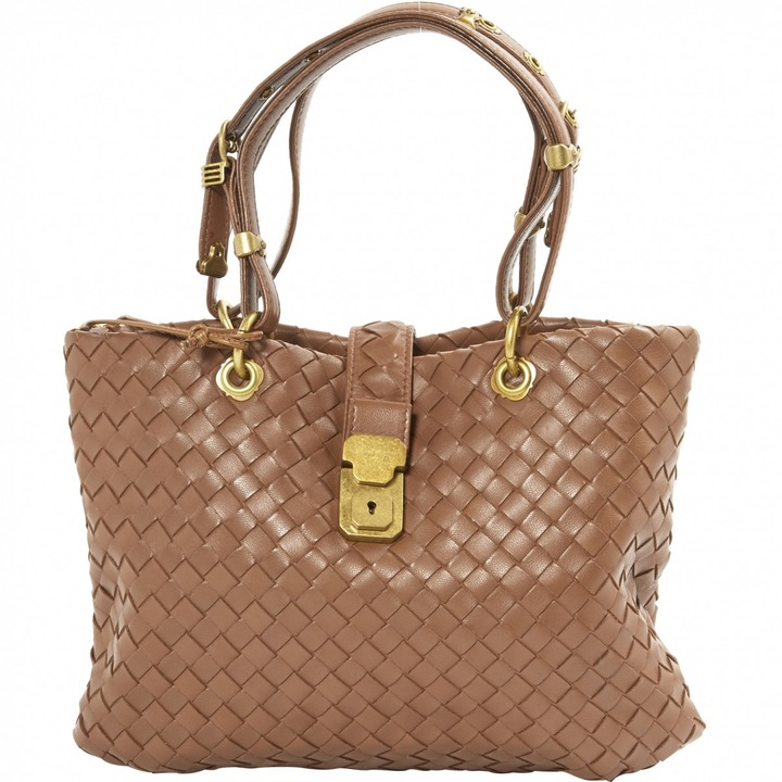 Bottega VenetaVeneta leather handbag