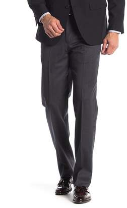 "Brooks Brothers Wool Madison Fit Gabardine Suit Separates Trousers - 30-34"" Inseam"