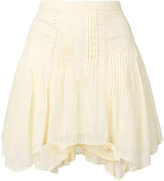 37934bffb46b Etoile Isabel Marant Yellow Skirts - ShopStyle