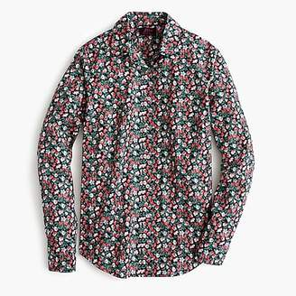 J.Crew Petite slim perfect shirt in Liberty® Sarah floral