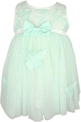 Popatu Sleeveless Tulle Dress