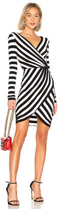 Bailey 44 Disco Inferno Stripe Dress