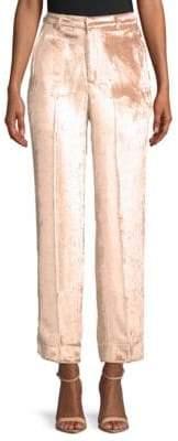 Tome Velvet Tailored Pants