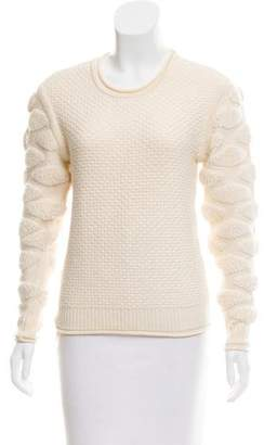 Ohne Titel Wool Knit Sweater