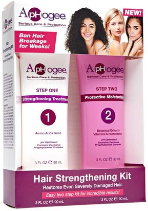 ApHogee Hair Strengthening Kit $19.99 thestylecure.com