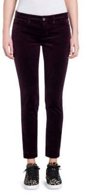 Dolce & Gabbana Velvet Five-Pocket Pants