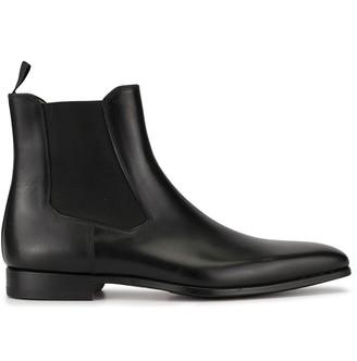 Magnanni Locked slip-on boots