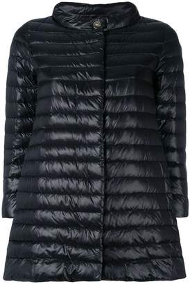 Herno midi padded coat