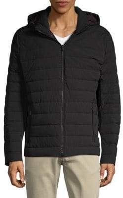 Michael Kors Quilted Down-Filled Jacket