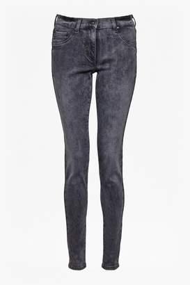 Ash Blast Skinny Jeans
