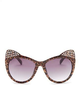 Betsey Johnson Women's Meow To Me Fashion Sunglasses
