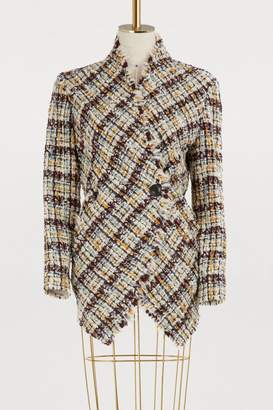 Isabel Marant Virgin wool Ipso jacket