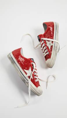 Golden Goose V Star 2 Sneakers