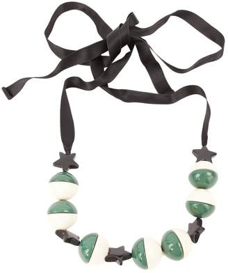 marni to resin product up necklace ribbon necklaces shop stylight