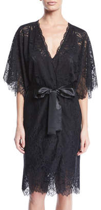 Lise Charmel Resille Lotus Lace Robe