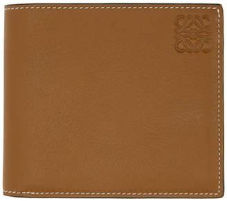 Loewe Tan Rainbow Bifold Wallet