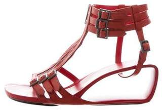 United Nude Ankle Strap Wedge Sandals