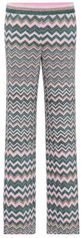Missoni Brocade trousers